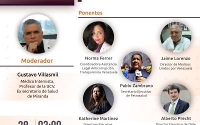 El sistema sanitario venezolano ya padecía el virus de la corrupción antes de la llegada del COVID-19
