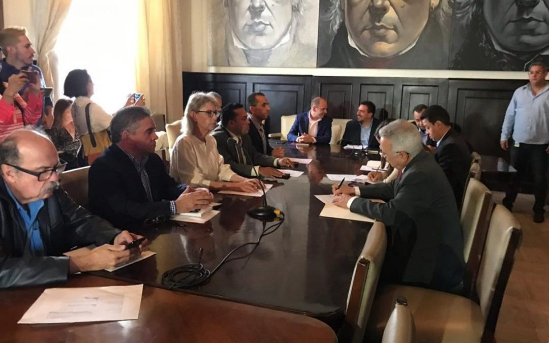 Comité de Postulaciones abogó por reglas claras para elecciones libres