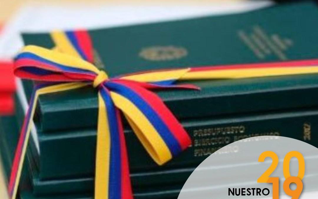 Transparencia en el Presupuesto Nacional tiene años en cuarentena