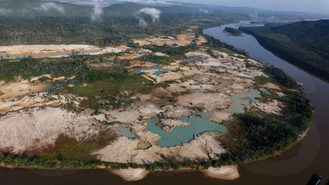 Proponen derogar decreto del Arco Minero para frenar devastación al sur del Orinoco