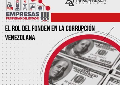 El rol del Fonden en la corrupción venezolana