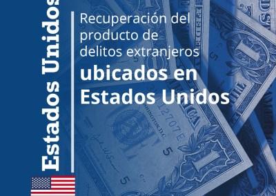 Recuperación de activos – EEUU