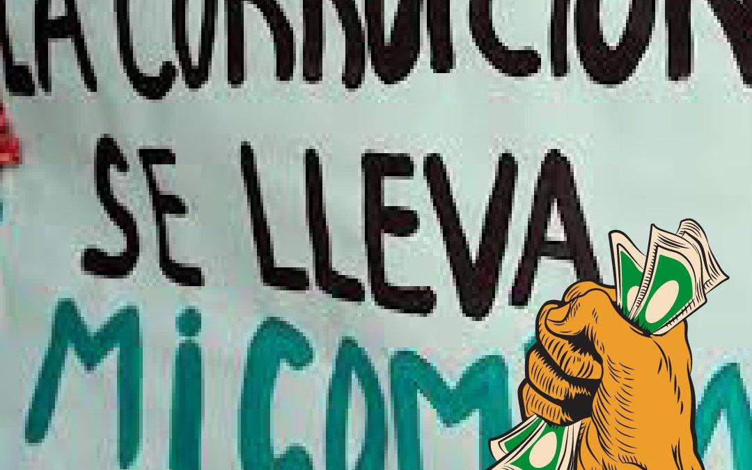 La Gran Corrupción ha profundizado la crisis humanitaria compleja en Venezuela