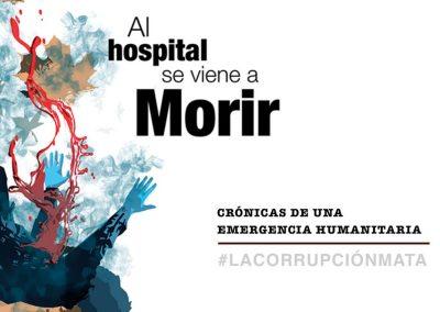 Al hospital se viene a morir