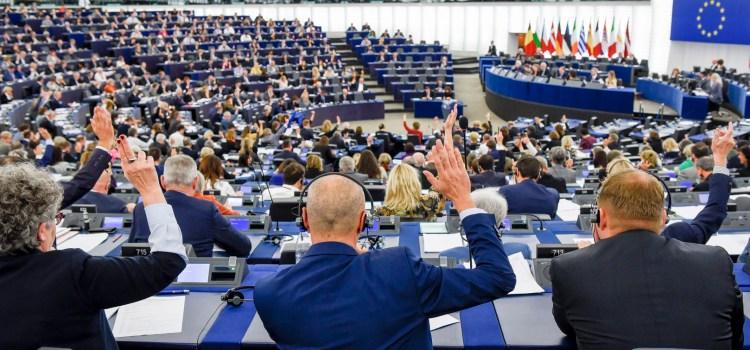 As vidas paralelas dos eurodeputados