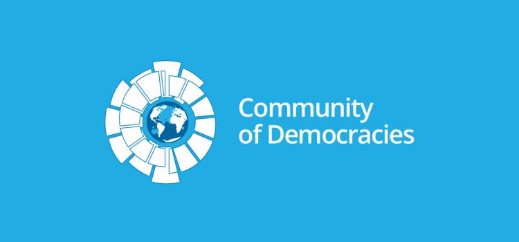 TI-PT apresenta ao MNE recomendações enquanto Ponto de Contacto da Sociedade Civil em Portugal da Comunidade de Democracias