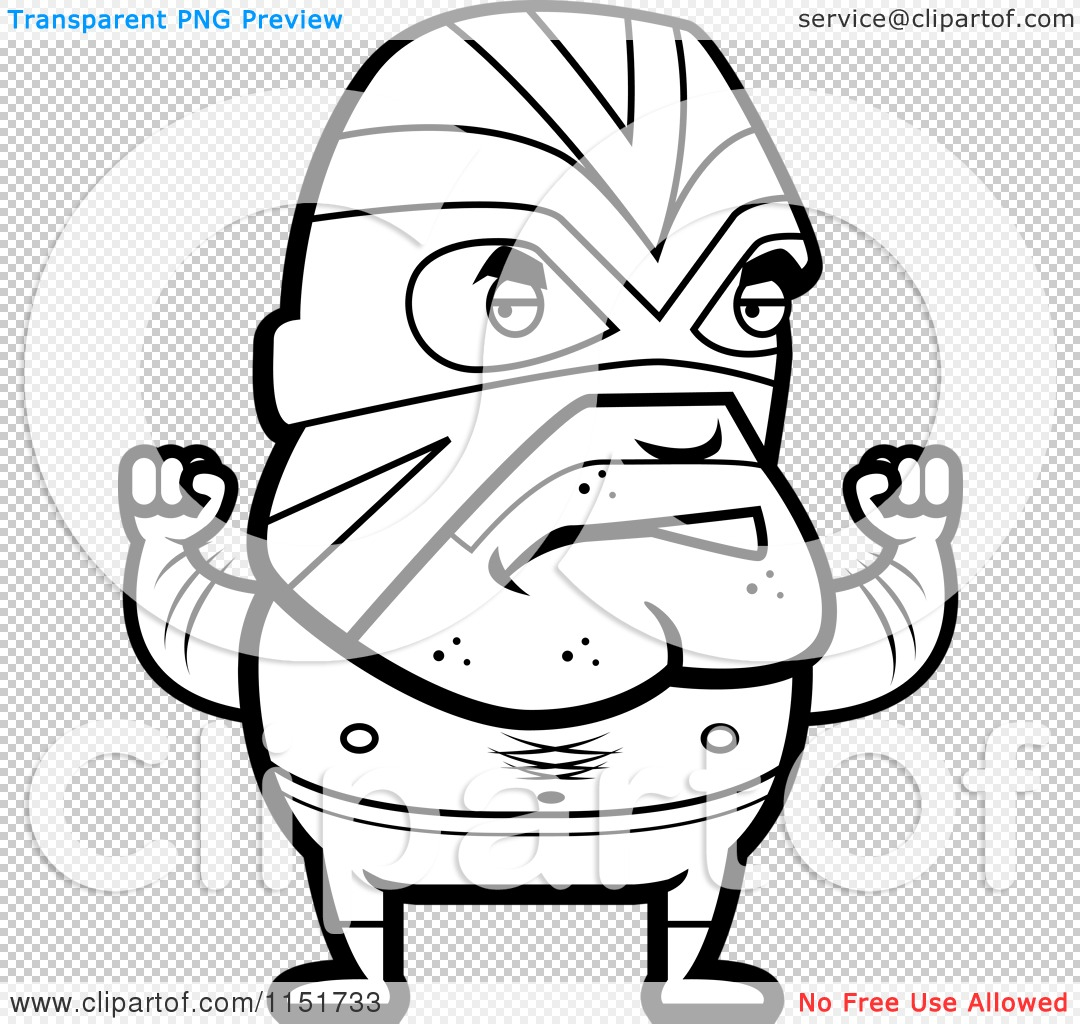 Mucha Lucha Coloring Pages