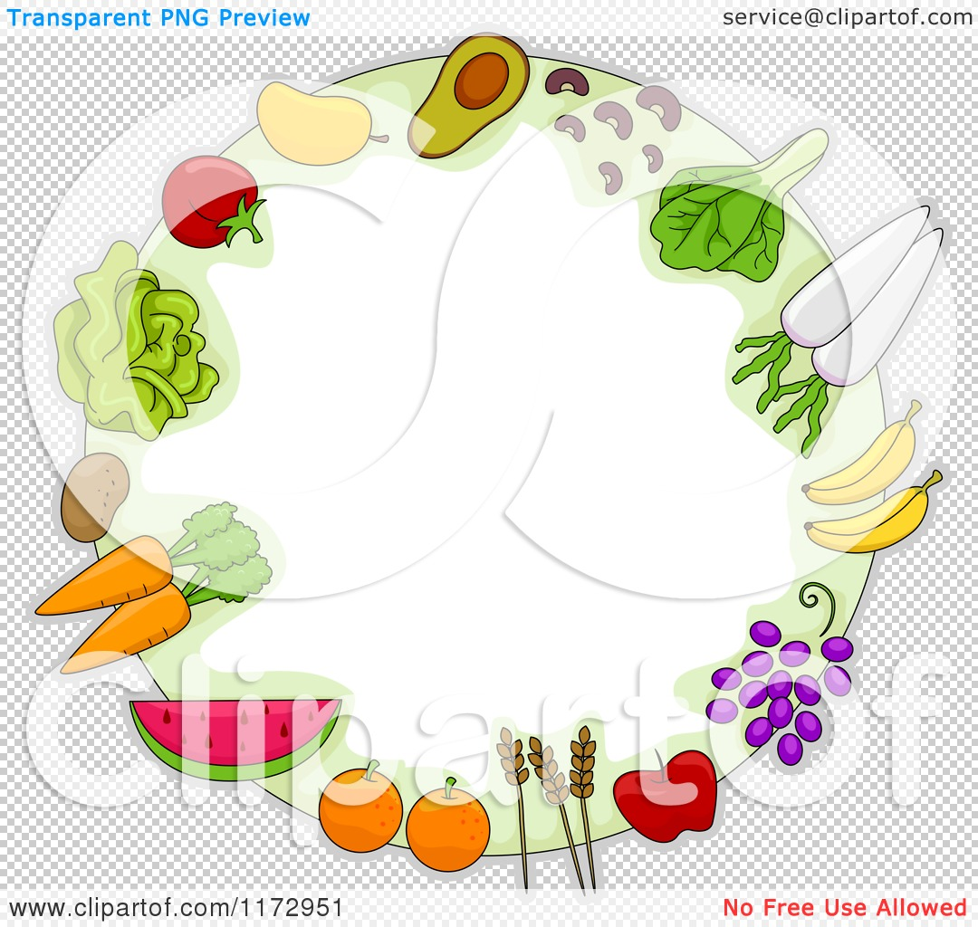 Fruits Vegetables Bushels