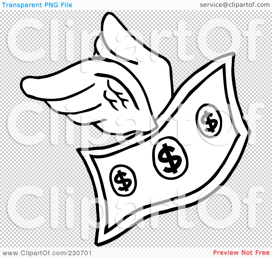 Philippine Bill And Coins Coloring Pages