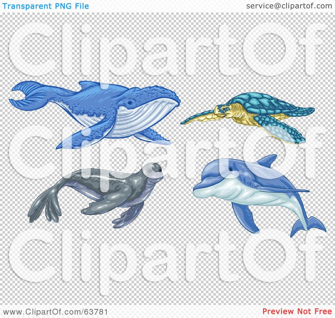 Ocean Animals Printables