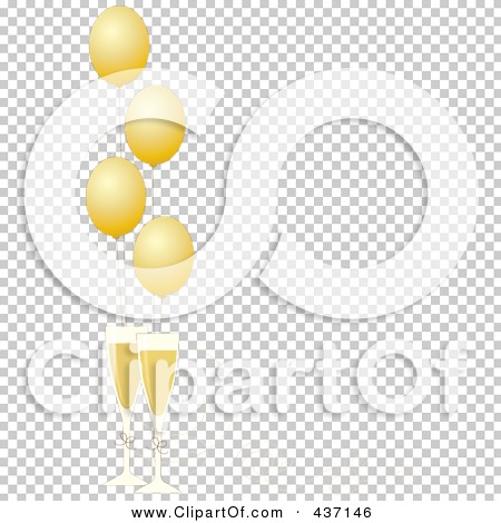 ribbon borders new year clip art