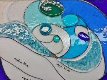 Transparent Glass Studio Stained Glass Course