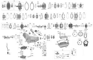 Trans Parts Online 400 400 Transmission Parts
