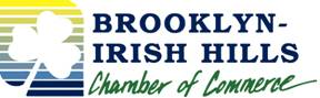 Brooklyn-Irish Hills Chamber of Commerce logo