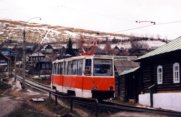 Фото: Усть-Катав, 71-605 (КТМ-5М3) № (1686) — TransPhoto