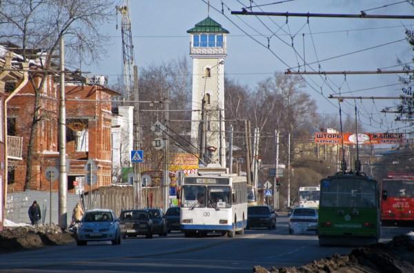 Фото: Вологда, ВМЗ-5298.00 (ВМЗ-375) № 130 — TransPhoto