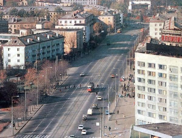 Калининград — Старые фотографии — Фото — Городской ...
