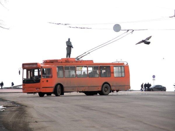 Фото: Нижний Новгород, ЗиУ-682Г-016.03 № 1689 — TransPhoto