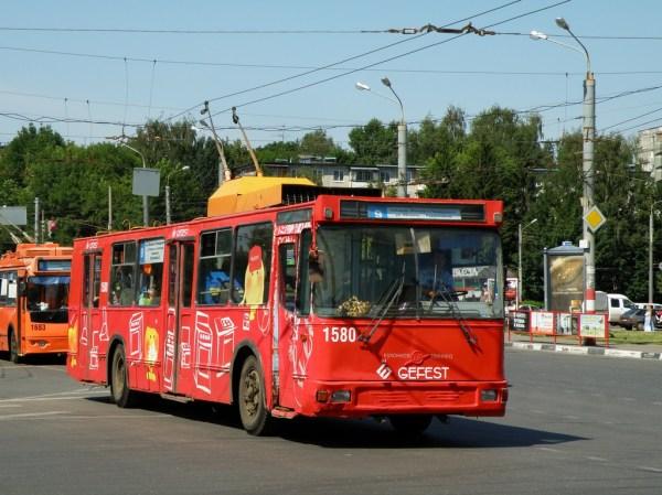 Фото: Нижний Новгород, СНТ-2 № 1580 — TransPhoto