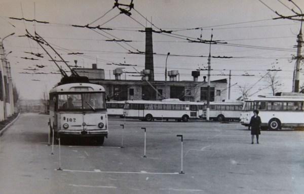 Фото: Мариуполь, Škoda 9Tr № 102; Мариуполь — Исторические ...
