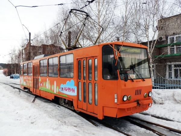 Фото: Барнаул, Tatra T6B5SU № 1111 — TransPhoto