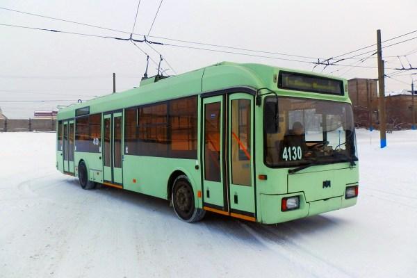 Фото: Барнаул, БКМ 32102Б № 4130 — TransPhoto