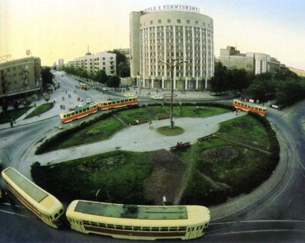 Фото: Екатеринбург, МТВ-82 № 192; Екатеринбург ...