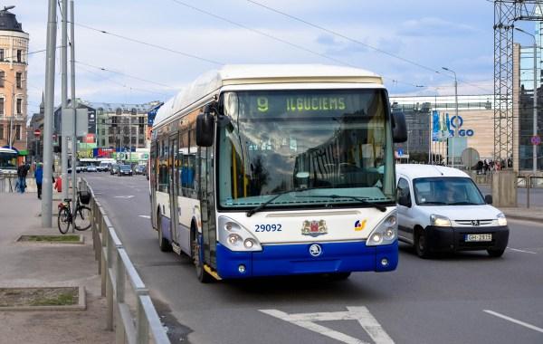 Фото: Рига, Škoda 24Tr Irisbus Citelis № 29092 — TransPhoto
