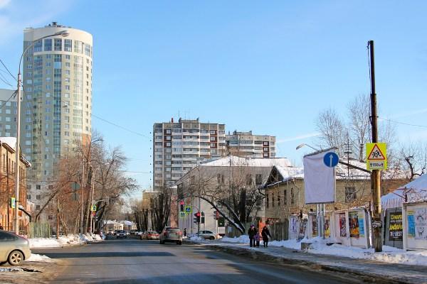 Екатеринбург — Троллейбусные линии — Фото — TransPhoto