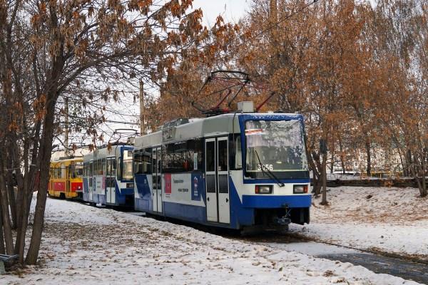 Барнаул, Tatra B3DM КВР Барнаул № 3056 — Фото — TransPhoto