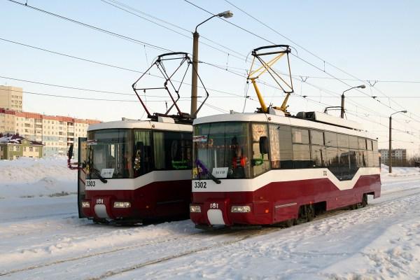 Фото: Барнаул, БКМ 62103 № 3302 — TransPhoto