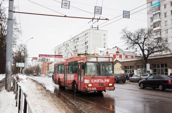 Фото: Вологда, ВМЗ-5298.00 (ВМЗ-375) № 338 — TransPhoto