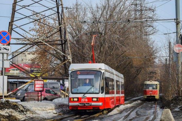 Фото: Нижний Новгород, 71-409 № 2016 — TransPhoto