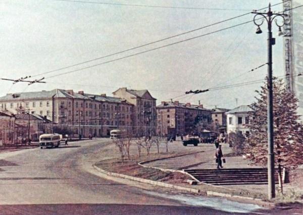 Фото: Владимир — Исторические фотографии — TransPhoto