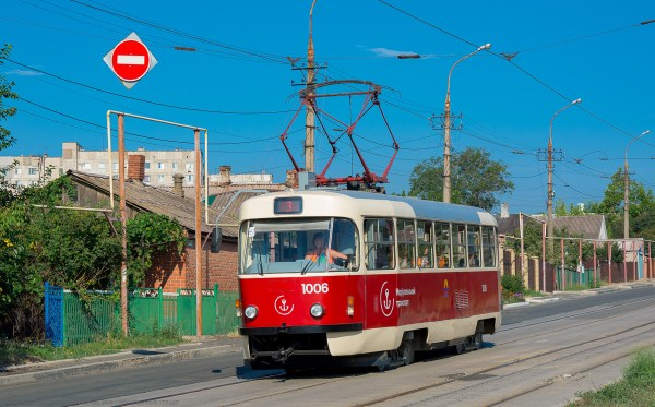 Фото: Мариуполь, Tatra T3SUCS № 1006 — TransPhoto