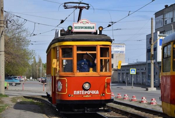 Барнаул, Х № Пятёрочка — Фото — TransPhoto