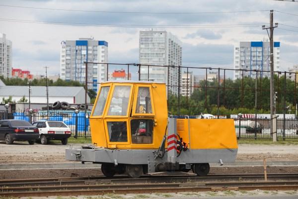 Фото: Барнаул, ПРМ-3М № 1415; Барнаул — Капитальный ремонт ...