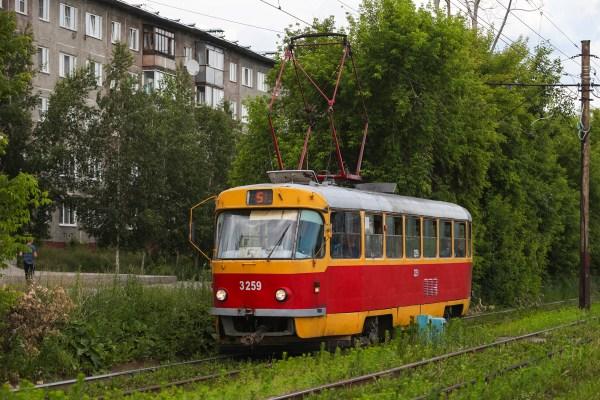 Фото: Барнаул, Tatra T3SU № 3259 — TransPhoto