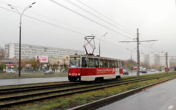 Фото: Набережные Челны, 71-605 (КТМ-5М3) № 054 — TransPhoto