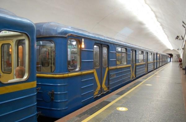 Фото: Киев, Еж № 5372 — TransPhoto