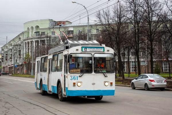 Фото: Екатеринбург, БТЗ-5276-01 № 361 — TransPhoto
