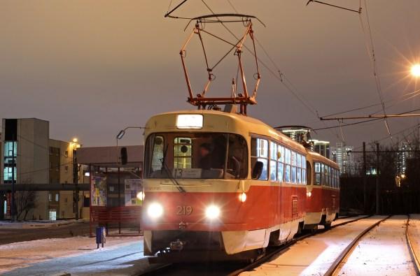 Фото: Екатеринбург, Tatra T3SU № 219 — TransPhoto