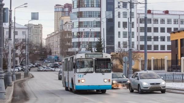 Фото: Екатеринбург, ЗиУ-682Г [Г00] № 512 — TransPhoto