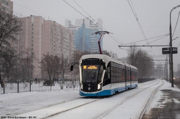 Фото: Москва, 71-931М «Витязь-М» № 31341 — TransPhoto