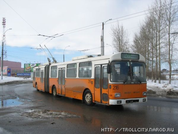 Фото: Вологда, Gräf & Stift GE150 M18 № 216 — TransPhoto