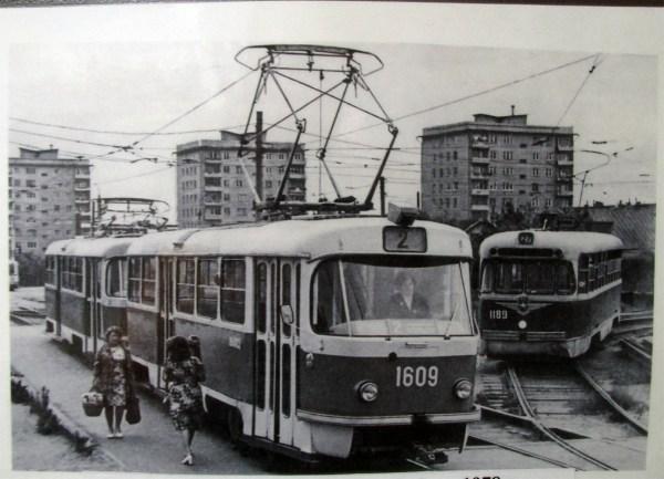 Фото: Нижний Новгород, Tatra T3SU № 1609; Нижний Новгород ...