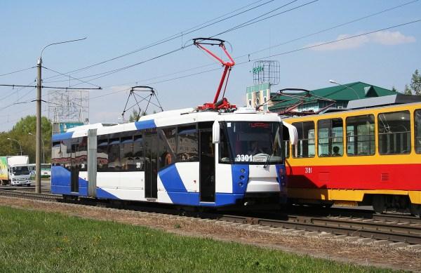 Фото: Барнаул, 71-152 (ЛВС-2005) № 3301 — TransPhoto