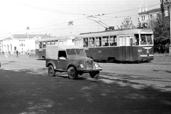 Фото: Новокузнецк, КТМ-2 № 66; Новокузнецк — Исторические ...
