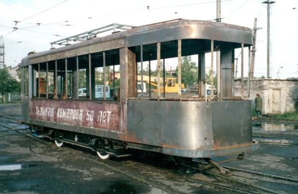 Фото: Барнаул, Х № Пятёрочка; Барнаул — Трамвайное депо №1 ...