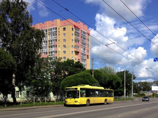 Фото: Вологда, ВМЗ-5298.01 «Авангард» № 20 — TransPhoto